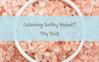 Craving salty food? Try this..