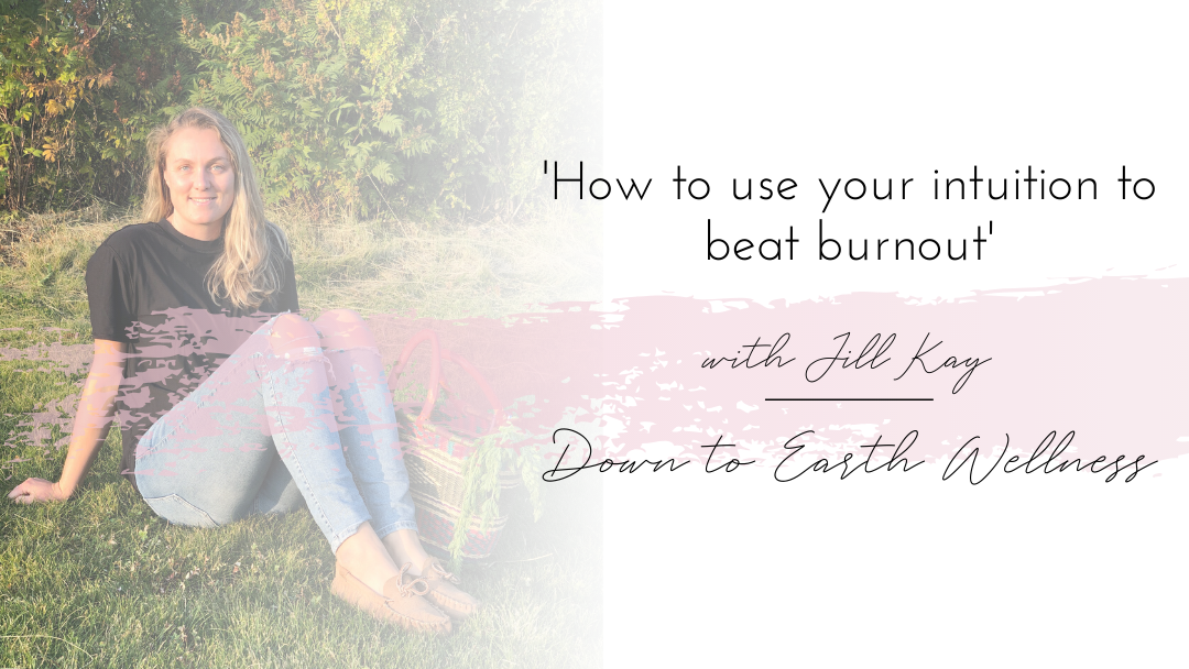 How to use your intuition to beat burnout