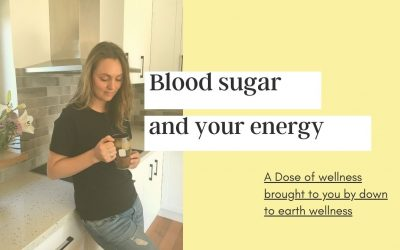 BACK TO BALANCE – Blood sugar and your energy